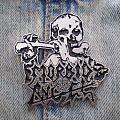 Morbid Angel - Pin / Badge - Morbid angel pin
