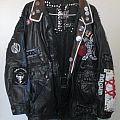 Aus-Rotten - Battle Jacket - Anarcho punk jacket