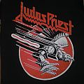 Bootleg Judas Priest FirePower tour t shirt