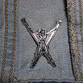 Morbid Angel - Pin / Badge - Morbid angel Demo pin