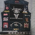 "Venom - Battle Jacket - ""bit of everything"" vest"