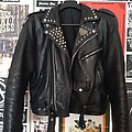 Studded Leather Battle Jacket