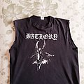 Sleeveless Bathory Tshirt
