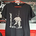 Discharge - TShirt or Longsleeve -  Discharge Never Again
