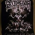 """European Cremation 2016"" Evil over Europe Tour Shirt"