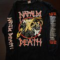 Napalm Death US Tour 1991
