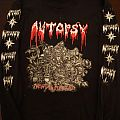 Autopsy - TShirt or Longsleeve - Autopsy - Mental Funeral