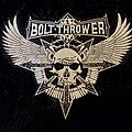 Bolt Thrower Embroidered Patch