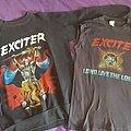 Exciter - TShirt or Longsleeve - Exciter Long Live The Loud Sweatshirt & Muscle Shirt