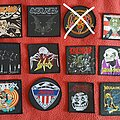 Anthrax - Patch - Anthrax, Testament, Slayer, Overkill, Sodom, Megadeth Patches