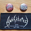 Annihilated - Patch - Annihilated patch and pins
