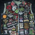 Battle Jacket Death Leprosy BP