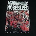 Agoraphobic Nosebleed - TShirt or Longsleeve - Agoraphobic Nosebleed Bestial Machinery Shirt