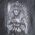 Agoraphobic Nosebleed - TShirt or Longsleeve - Agoraphobic Nosebleed Fuck ANb