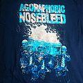Agoraphobic Nosebleed - TShirt or Longsleeve - Agoraphobic Nosebleed Burning coffin