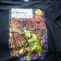 Agoraphobic Nosebleed - TShirt or Longsleeve - Agoraphobic Nosebleed Wolf