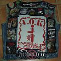 Battle Jacket with DIY A.O.K. BP