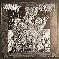 Sulfuric Cautery - Tape / Vinyl / CD / Recording etc - Sulfuric Cautery / Cystgurgle Split