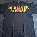 Berliner Weisse - TShirt or Longsleeve - Berliner Weisse Logo