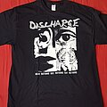 Discharge - TShirt or Longsleeve - Discharge Hear nothing see nothing say nothing