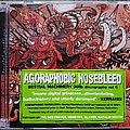 Agoraphobic Nosebleed - Tape / Vinyl / CD / Recording etc - Agoraphobic Nosebleed Bestial machinery