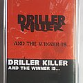 Driller Killer - Tape / Vinyl / CD / Recording etc - Driller Killer And the winner is... / Cold, cheap and disconnected
