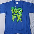 Nofx - TShirt or Longsleeve - NOFX Melting logo