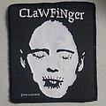 Clawfinger - Patch - Clawfinger Deaf dumb blind