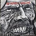 Agoraphobic Nosebleed - Tape / Vinyl / CD / Recording etc - Agoraphobic Nosebleed / Enemy Soil Split