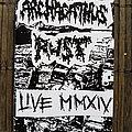 Archagathus - Tape / Vinyl / CD / Recording etc - Archagathus / Rust Split