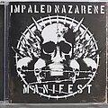 Impaled Nazarene - Tape / Vinyl / CD / Recording etc - Impaled Nazarene Manifest