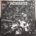 Incinerated - Tape / Vinyl / CD / Recording etc - Incinerated / Deterioration Split