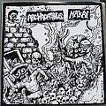Archagathus - Tape / Vinyl / CD / Recording etc - Archagathus / Nak'ay Split