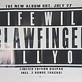 Clawfinger - Other Collectable - Clawfinger Life will kill you