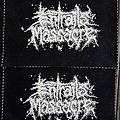 Entrails Massacre Logo Patch