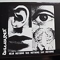 Discharge - Tape / Vinyl / CD / Recording etc - Discharge Hear nothing see nothing say nothing