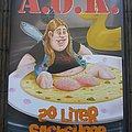 A.O.K. 20 Liter Sacksuppe Tape / Vinyl / CD / Recording etc