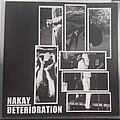 Deterioration - Tape / Vinyl / CD / Recording etc - Deterioration / Nak'ay Split
