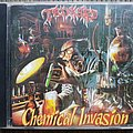 Tankard Chemical Invasion Tape / Vinyl / CD / Recording etc