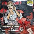 Agoraphobic Nosebleed - Tape / Vinyl / CD / Recording etc - Agoraphobic Nosebleed / Apartment 213 Split