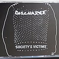 Discharge - Tape / Vinyl / CD / Recording etc - Discharge Society' s victims