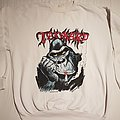 Tankard - TShirt or Longsleeve - Tankard Monkey / Meaning of life tour 90