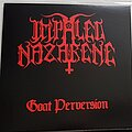 Impaled Nazarene - Tape / Vinyl / CD / Recording etc - Impaled Nazarene Goat perversion