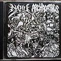 Archagathus - Tape / Vinyl / CD / Recording etc - Archagathus / Nahu Split