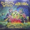 Municipal Waste / Toxic Holocaust Split