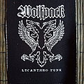 Wolfpack Lycanthro punk Patch
