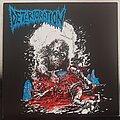 Detestation - Tape / Vinyl / CD / Recording etc - Deterioration / Meth Leppard Split