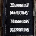 Massgrav Logo Patch