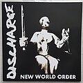 Discharge - Tape / Vinyl / CD / Recording etc - Discharge New world order