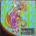 Agoraphobic Nosebleed - Tape / Vinyl / CD / Recording etc - Agoraphobic Nosebleed / Total Fucking Destruction Split